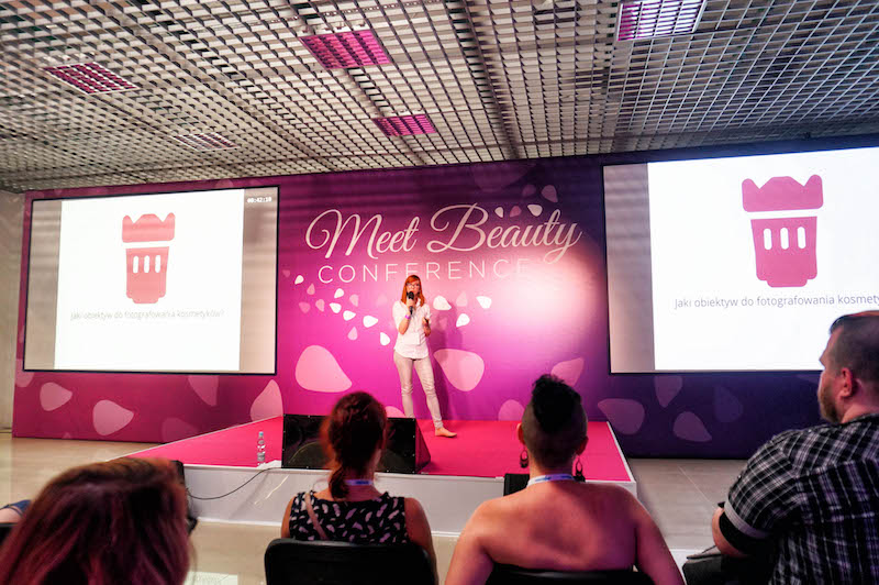 meet beauty 2017, konferencja beauty, beauty bloger, blogerka beauty, warsztaty, jest rudo blog