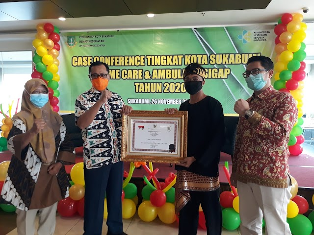 Pemkot Sukabumi Maksimalkan Layanan Inovasi Homecare dan Ambulans Sigap