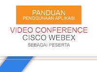 Panduan Penggunaan Aplikasi Vicon Cisco Webex SMK
