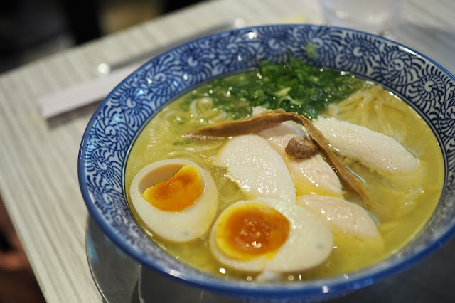 Ramen Gallery Takumen Food Review