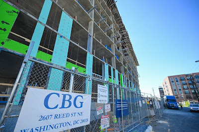 Commercial real estate development news in Washington DC