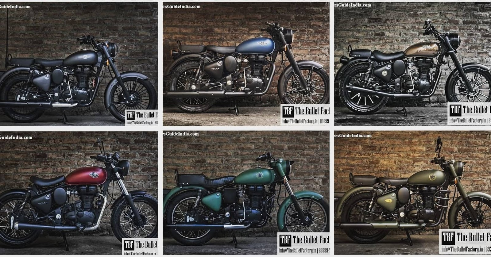 royal enfield classic series customization and modified