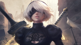 Nier Automata PC Wallpaper