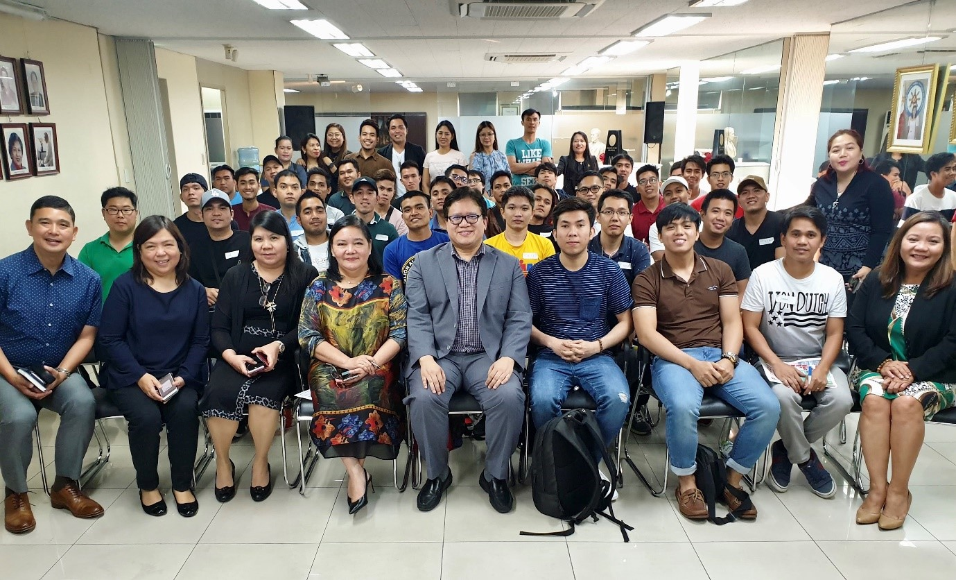 Labor Seminar for New Filipino EPS Workers Successfully Held in