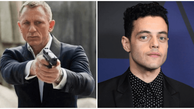 Rami Malek a condition to play the villain of 'Bond 25'