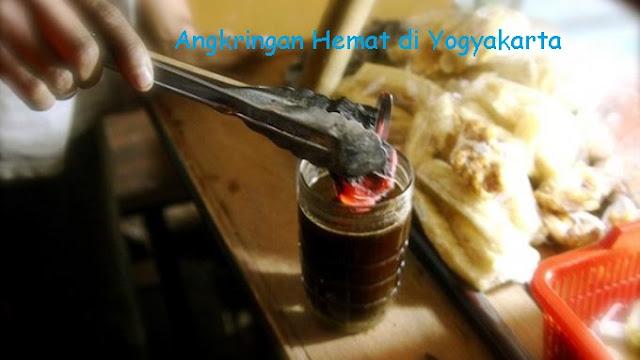 Liburan Tapi Budget Terbatas? Untung Bisa  Jajan Hemat di Angkringan Yogyakarta