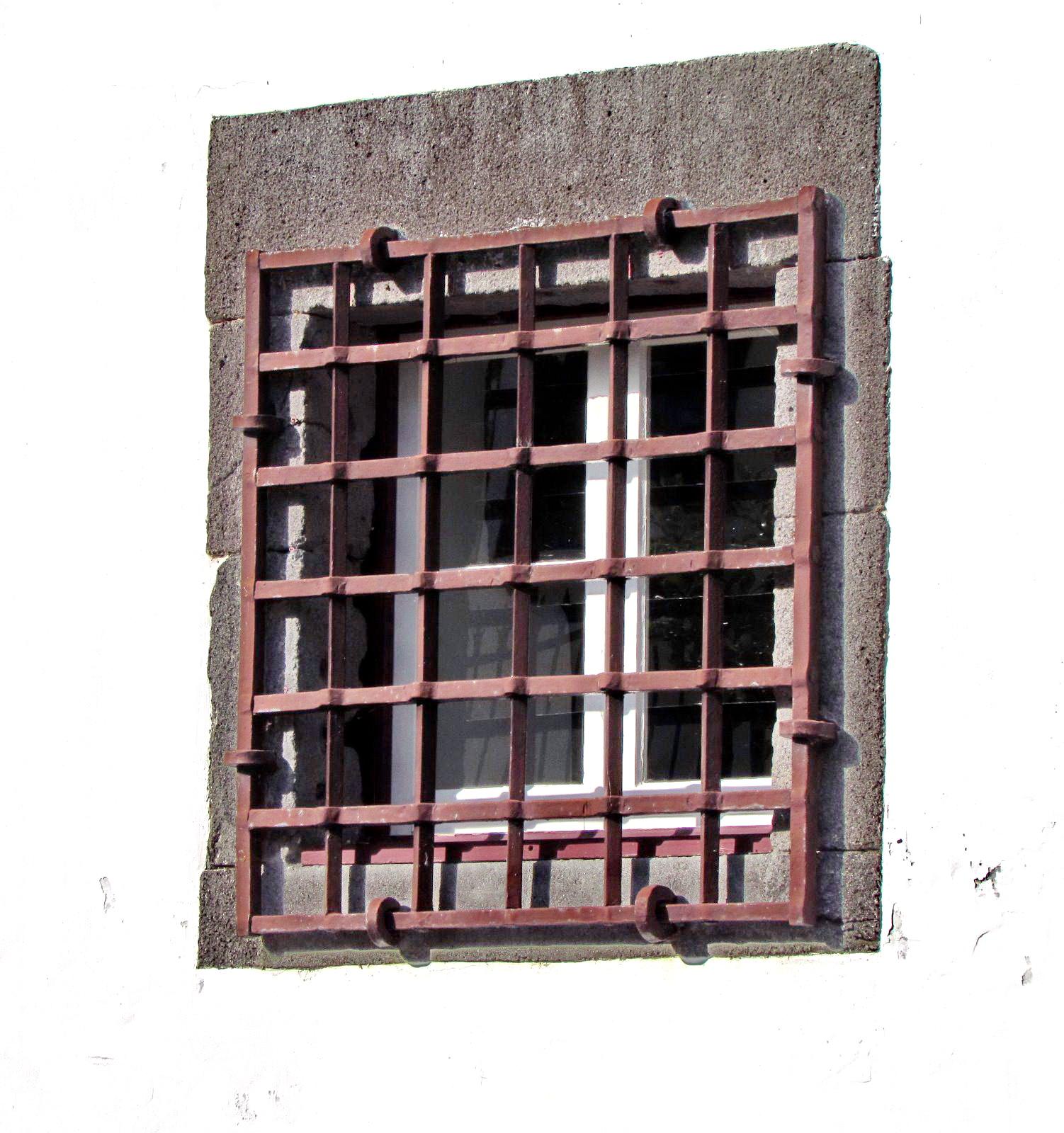 window in Jesuitas college