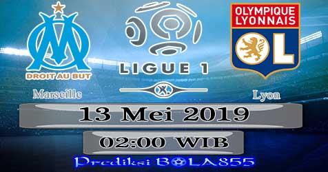 Prediksi Bola855 Marseille vs Lyon 13 Mei 2019