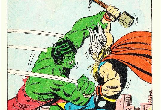 Quadrinhos, Marvel, confronto, Defensores, vingadores