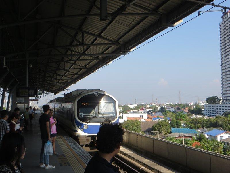 Аэроэкспресс Бангкок