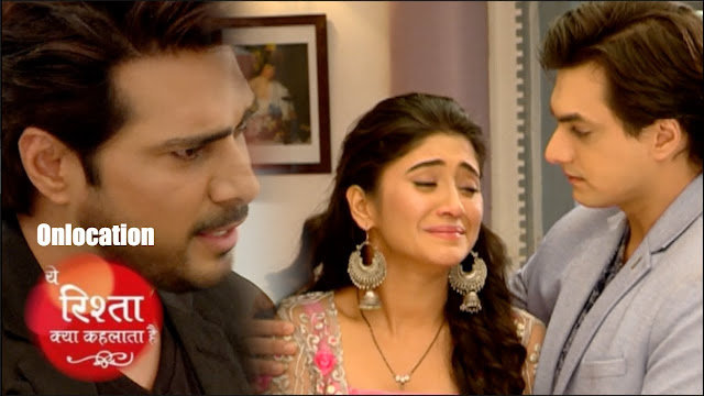 High Voltage Drama : Kartik Naira support Gayu's craving angry Samarth instead blames Naira  in YRKKH