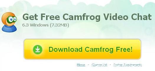 Download Camfrog 6.3 Gratis