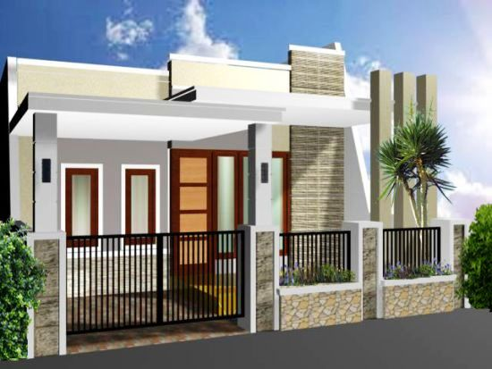 Kumpulan Gambar Desain Rumah Minimalis Terbaru; rumah minimalis 2017 rumah minimalis 1 lantai 3 & 544 Inspirasi Desain Rumah Minimalis Terbaru 2017 | Rumah Minimalis