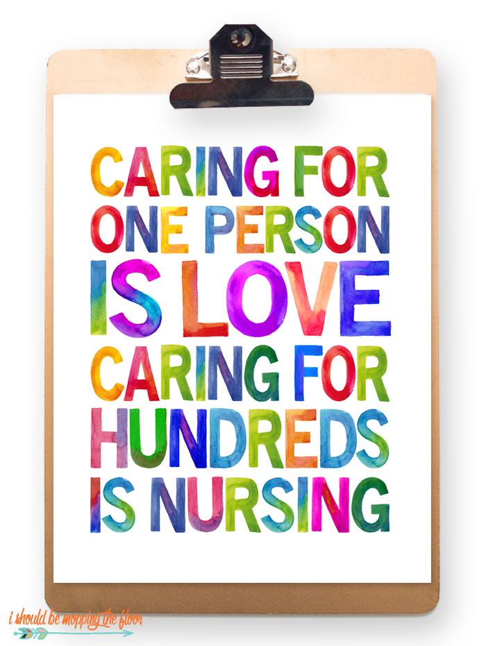 Nursing Gifts