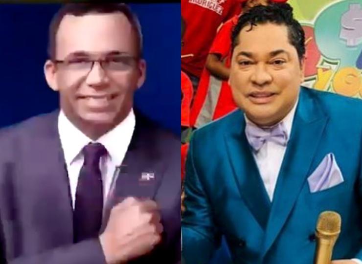 Video: ¡El sábado es mío! Andrés Navarro en Pégate y Gana con El Pachá