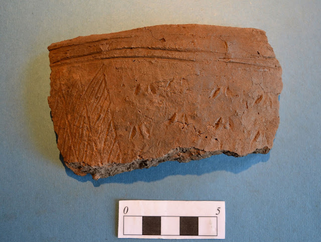 Neolithic pottery, flint tools unearthed in eastern Scotland
