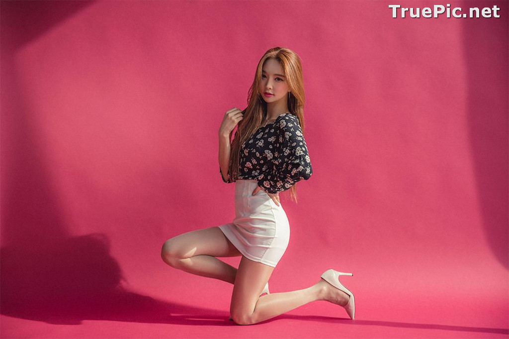 Image Korean Beautiful Model – Park Soo Yeon – Fashion Photography #9 - TruePic.net - Picture-5