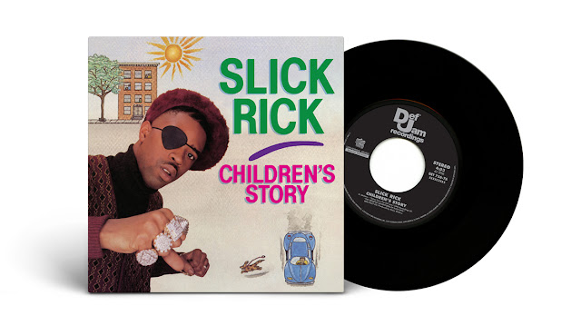 Slick Rick Children's Story 7""