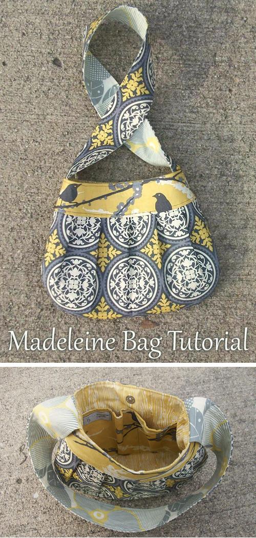 Madeleine Bag Tutorial