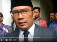 "Heboh Vidio ""Kejaksaan Milik Nasdem"", Netizen: Ada Apa Ridwan Kamil Sampai Ketakutan Begini..?"