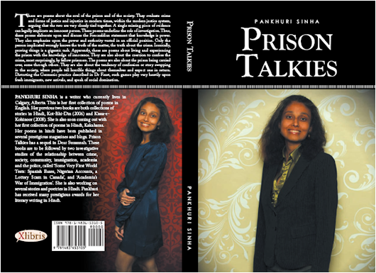 "Where poems tell a story – A review of Pankhuri Sinha's Anthology ""Prison Talkies"""