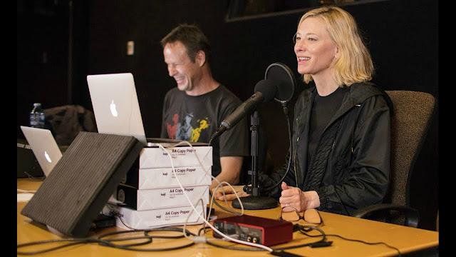 Cate Blanchett, Voice of Nadia