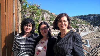 Laura Boldrini a Casa Quasimodo