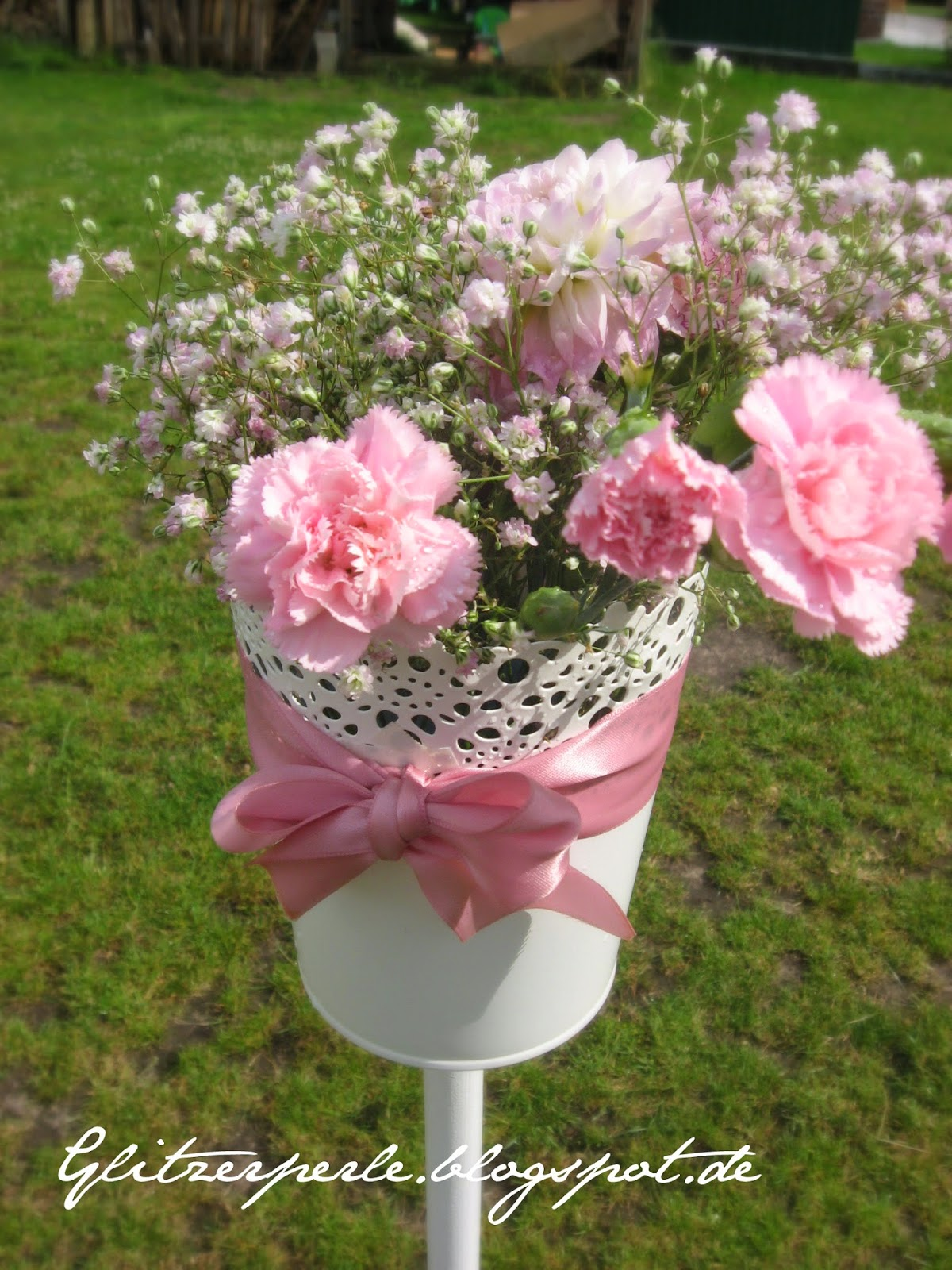 glitzerperle garten hochzeit. Black Bedroom Furniture Sets. Home Design Ideas
