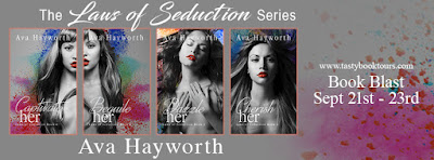 """The Laws Of Seduction"" Book Blast & $50 Amazon #Giftcard #Giveaway @TastyBookTours  @Romance2die4"
