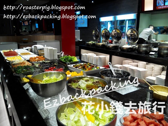 上水韓國餐廳吃韓國菜 - 花小錢去旅行