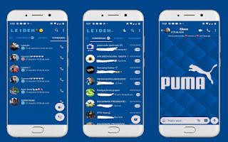 Puma Theme For YOWhatsApp & Fouad WhatsApp By Leidiane