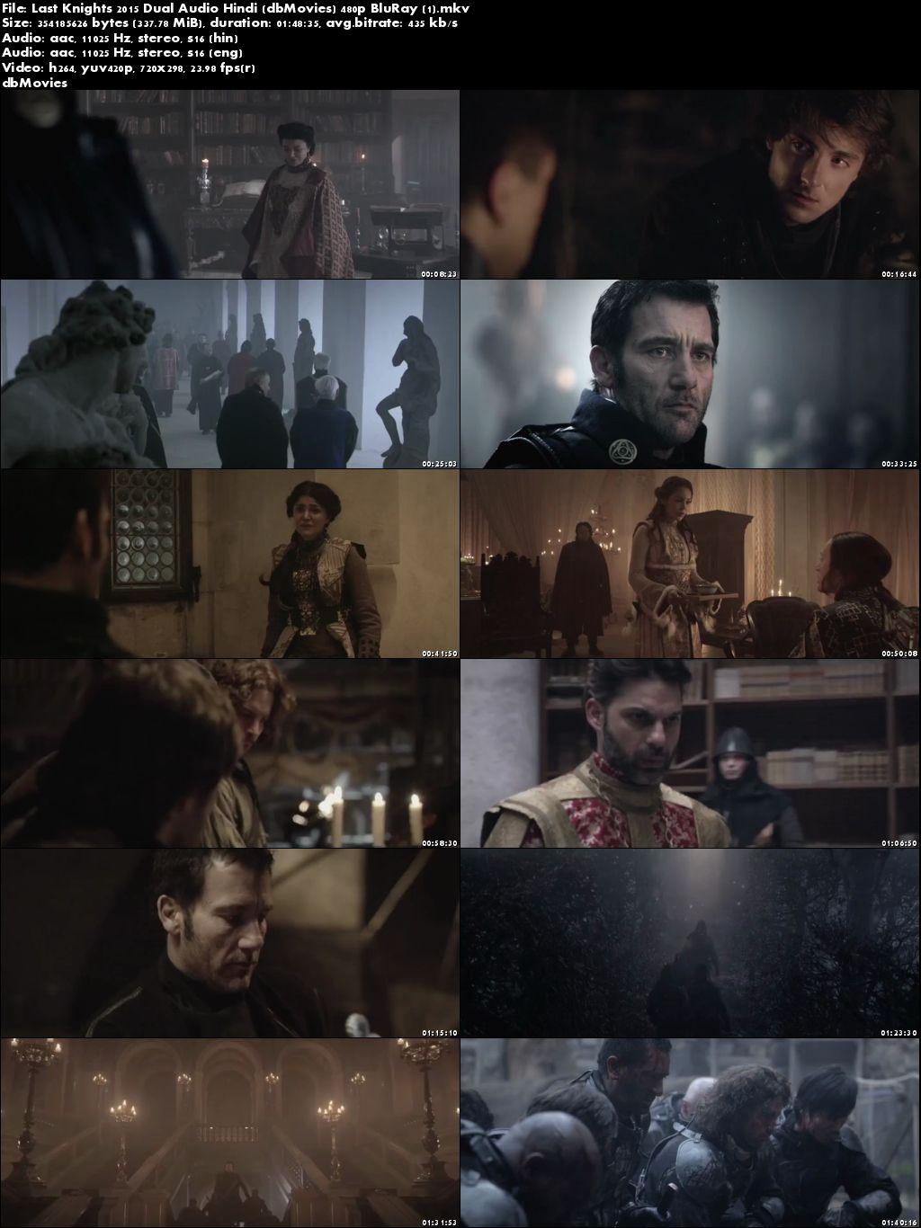 screen shot Last Knights 2015 Full Movie Download Dual Audio 300MB