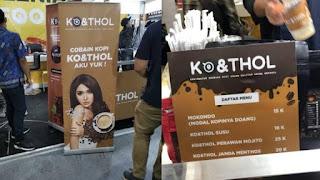 KO&Thol bisnis terbaru lucinta luna