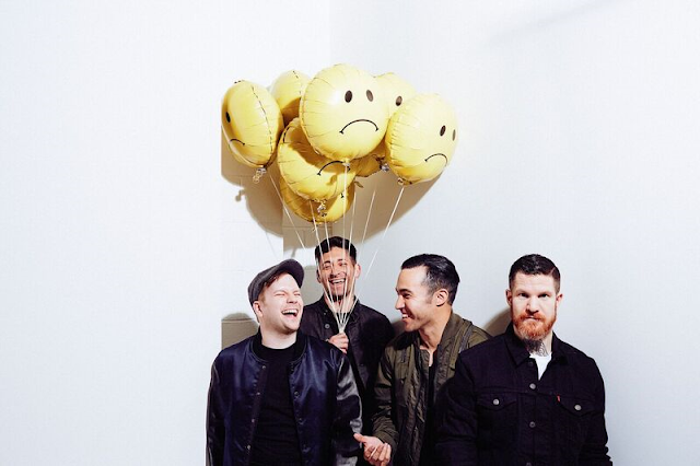 Video: Fall Out Boy - Bishops Knife Trick