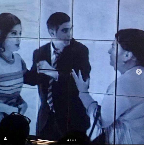 Alexis Tsipras on Instagram  Στην παράσταση «Ξύπνα Βασίλη» στο Εθνικό Θέατρο 41ee41db7f8