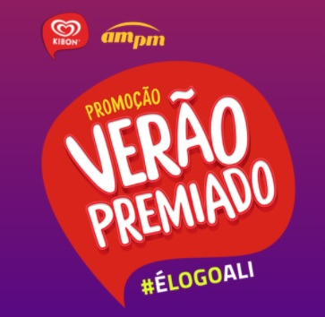 Promoção Verão Premiado Kibon 2021 Sorvetes - 100 Mil Reais, Picolés e Vales-Presente