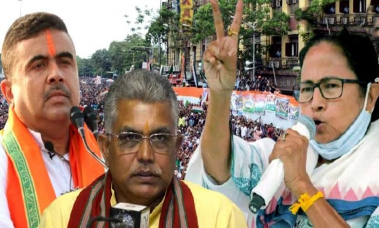 BJP will join the Trinamool's Martyrs' Day counter program. BJP's target from Bengal to Delhi