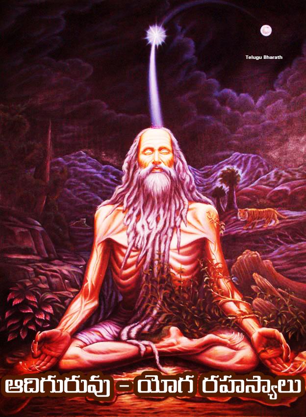 ఆదిగురువు బోధించిన యోగ రహస్యాలు - Yoga Rahasyalu