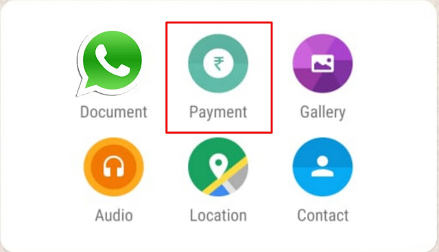 Whatsapp Payment Feature Arrived in india