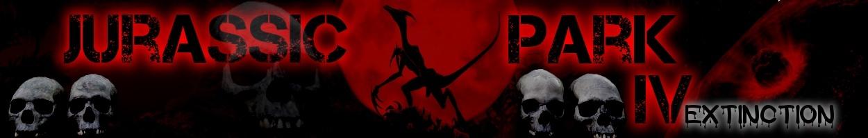 Jurassic Park 4 Extinction