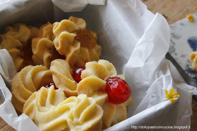 biscotti kamut pasta frolla montata