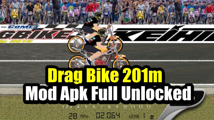 Download Drag Bike 201M Indonesia Mod Apk Terbaru 2020 ...