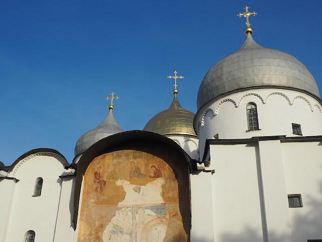 Великий Новгород – Софийский собор (Veliky Novgorod - St. Sophia Cathedral)