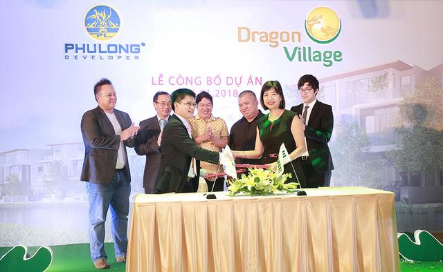 mở bán dự án dragon village