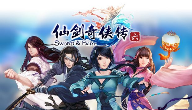 Free Download Chinese Paladin Sword and Fairy 6 PC Game
