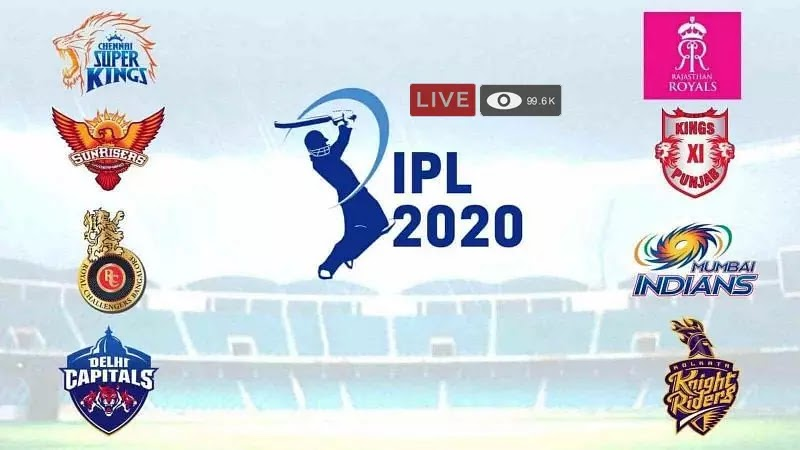 IPL Live 2020 Venue, Teams, Squads, and Interesting Facts