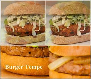 bisnis burger tempe
