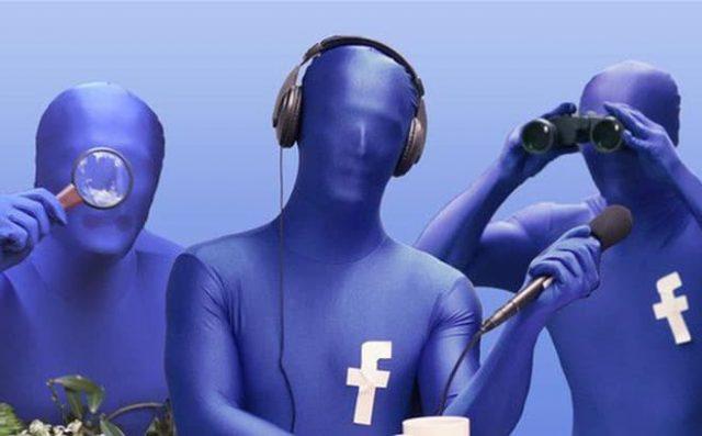 Facebook đang nghe lén người dùng?