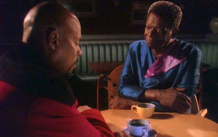 Joseph e Ben Sisko