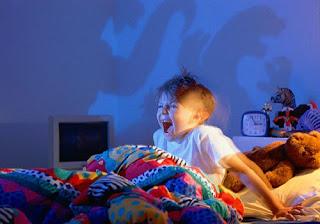 تعرف على نوبات الرعب الليلي عند الأطفال؟